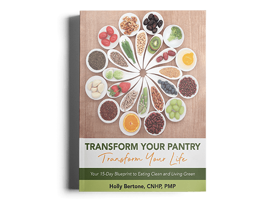 Transform Your Pantry - Transform Your Life