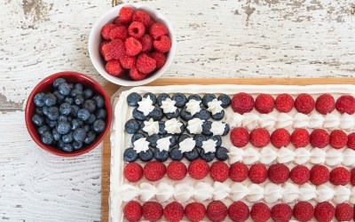Top 10 Gluten Free Flag Cakes and Pies for Your Patriotic Party