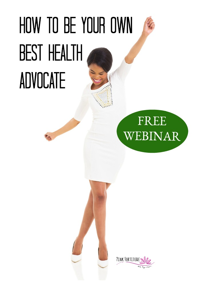 In this free webinar, I'm going to show you how you can make the ultimate shift from being powerless, overwhelmed, and frustrated with your doctor, to feeling empowered with your health, and finding and collaborating with the doctor who is right for you. Learn how to be your own best health advocate!
