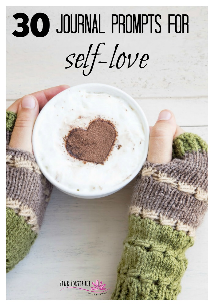 Self-love is arguably the most important love that you can have. There may be days or even months that you feel down and need a big ole dose of self-esteem pick-me-up. Or maybe it's Valentine's Day and you want to reflect on what love means to you. These 30 journal prompts (bullet or regular) about self-love are a great way to contemplate what love really means to you. Because the greatest of these is love.