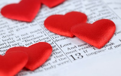 20 Scriptures About Love