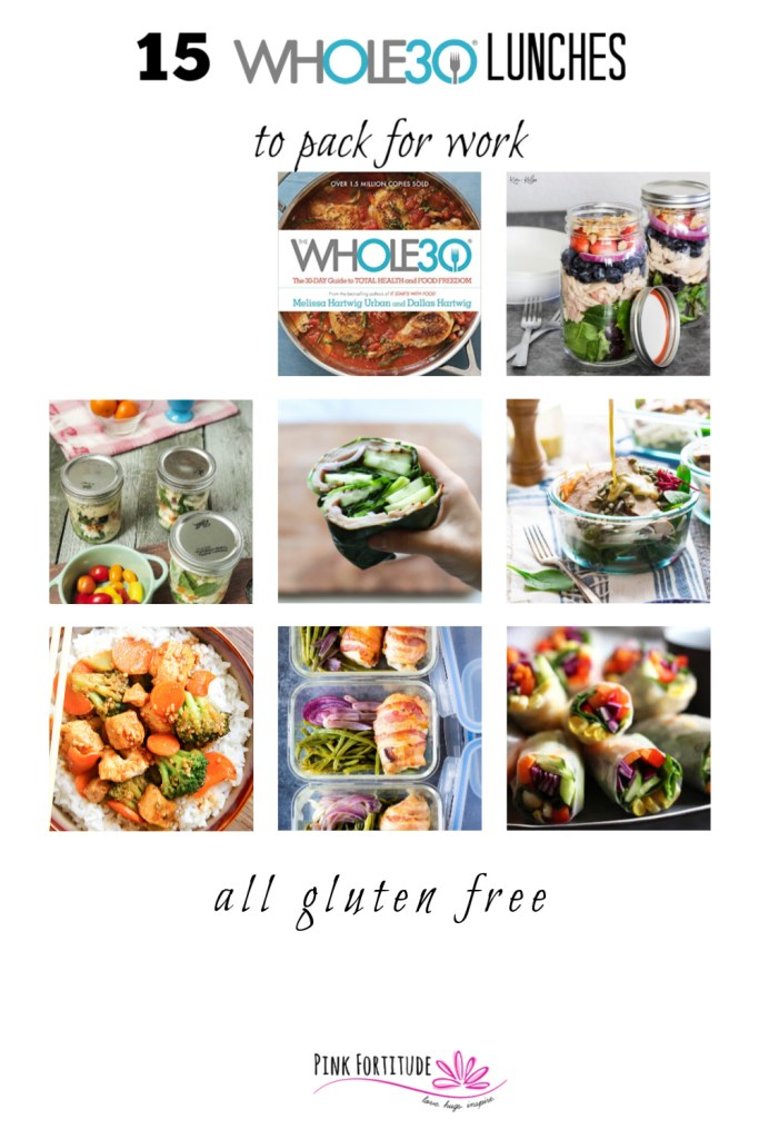 Is this your first Whole30 or are you back again? Are you running out of options? Whether you work in an office or work from home, these 15 Whole30 compliant lunches that you can pack for work are easy to meal prep, easy to pack, and easy to eat in any environment! Oh and PS - they are all delicious AND nutritious!