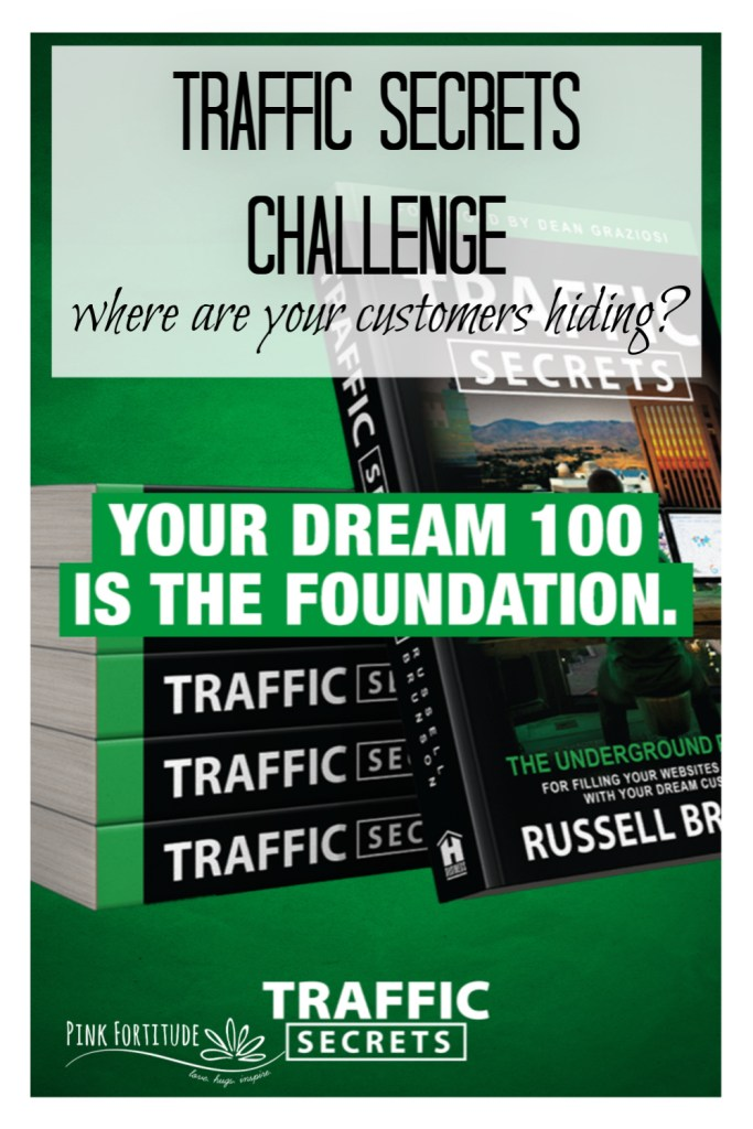 You have amazing content. You provide great value. But where are your ideal customers hiding? As part of the Traffic Secrets 30-Day Challenge, I'll share some behind the scenes advice from one of the most successful entrepreneurs of the Internet generation, Russell Brunson. Keep reading! #sponsored #TrafficSecrets #RussellBrunson
