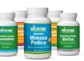 Microbe Formulas from Dr. Jay Davidson and Dr. Todd Watts