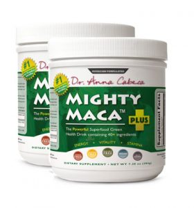 Mighty Maca by Dr. Anna Cabeca