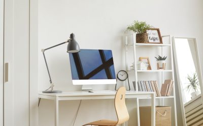 10 Gorgeous Home Office Design Ideas
