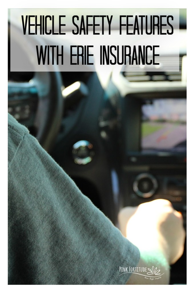 As our son gets ready to drive, we are excited for him to learn about the advanced safety features now available in most vehicles. Erie Insurance conducted a national survey to help bring attention to using these safety features!