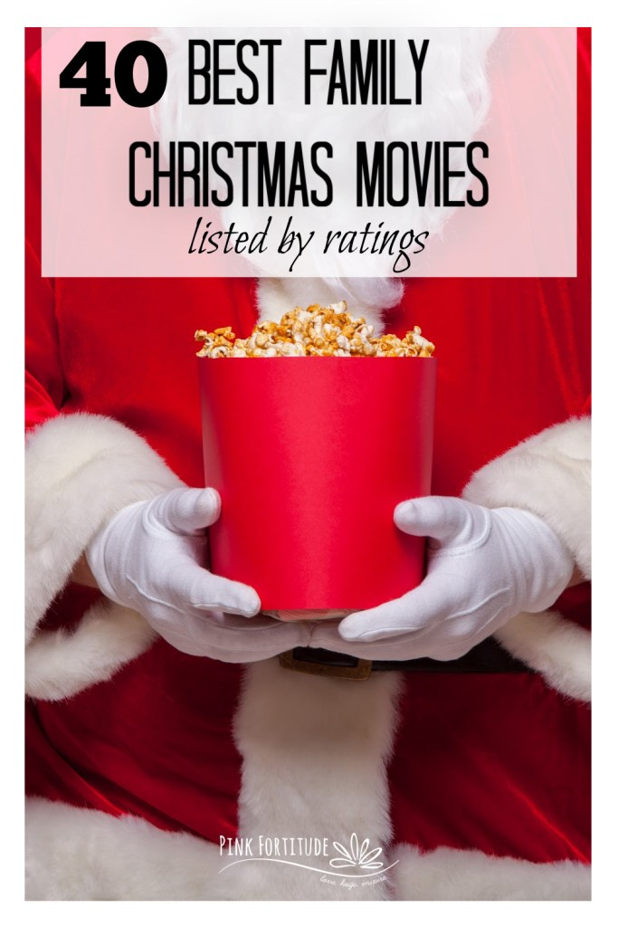Happy holidays! It's that time of year where we make popcorn and hot chocolate and gather the family around to watch the best holiday classics. I've compiled the 40+ best family Christmas and holiday movies for you to watch and divided them by their ratings. I included all of the classics, the best of the 1980s, plus non-traditional and even war-time Christmas movies.