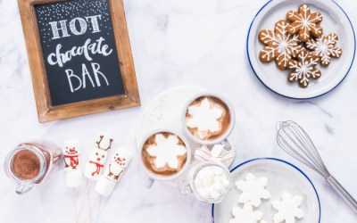 15 Hot Chocolate Bars and Stations