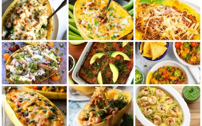 25 Spaghetti Squash Dinner Recipes