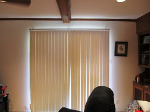 no more country western blinds!