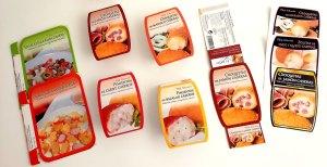 Packaging alimentacion
