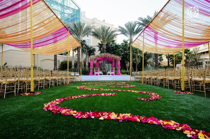 Wedding Mandaps PINK LOTUS EVENTS