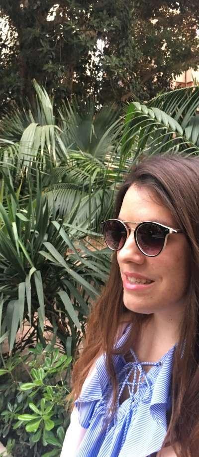 Gafas de sol redondas chicas