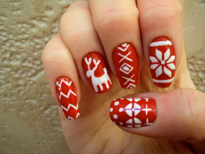 Items Nail Art Designs 2016 Christmas