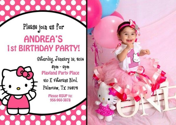 7th Birthday Invitations Philippines