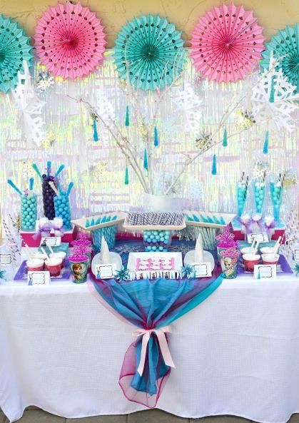 Party Decorations Pocahontas