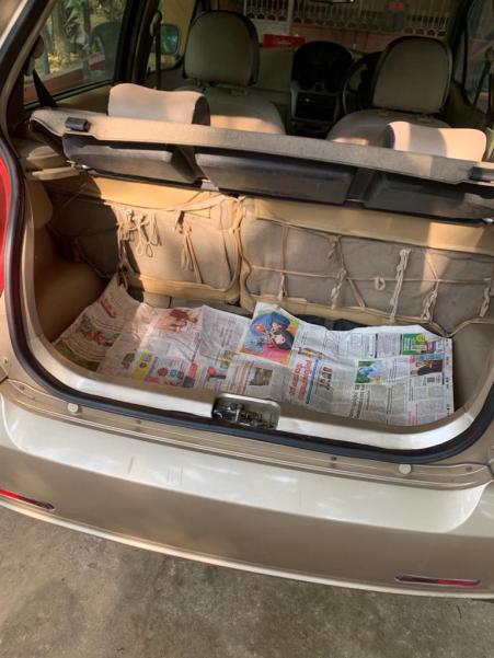 Car accessories, please take a back seat!