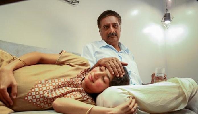Sai Pallavi and Prakash Raj