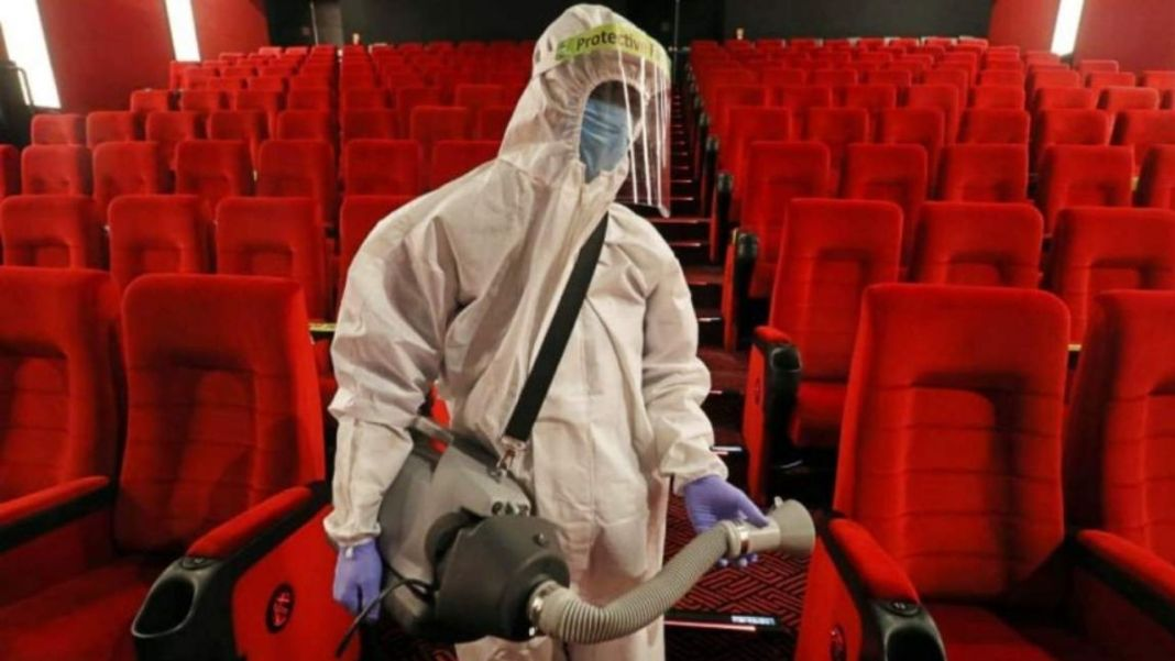 Theatres reopen in kerala