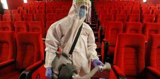 Theatres reopen in kerala