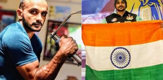 Rahul Arm Wrestling