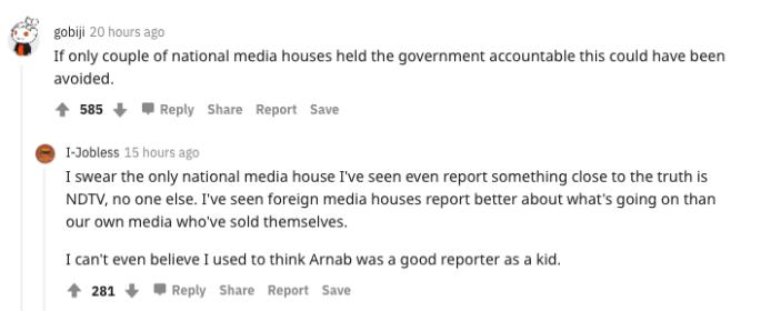 Malayali journalist