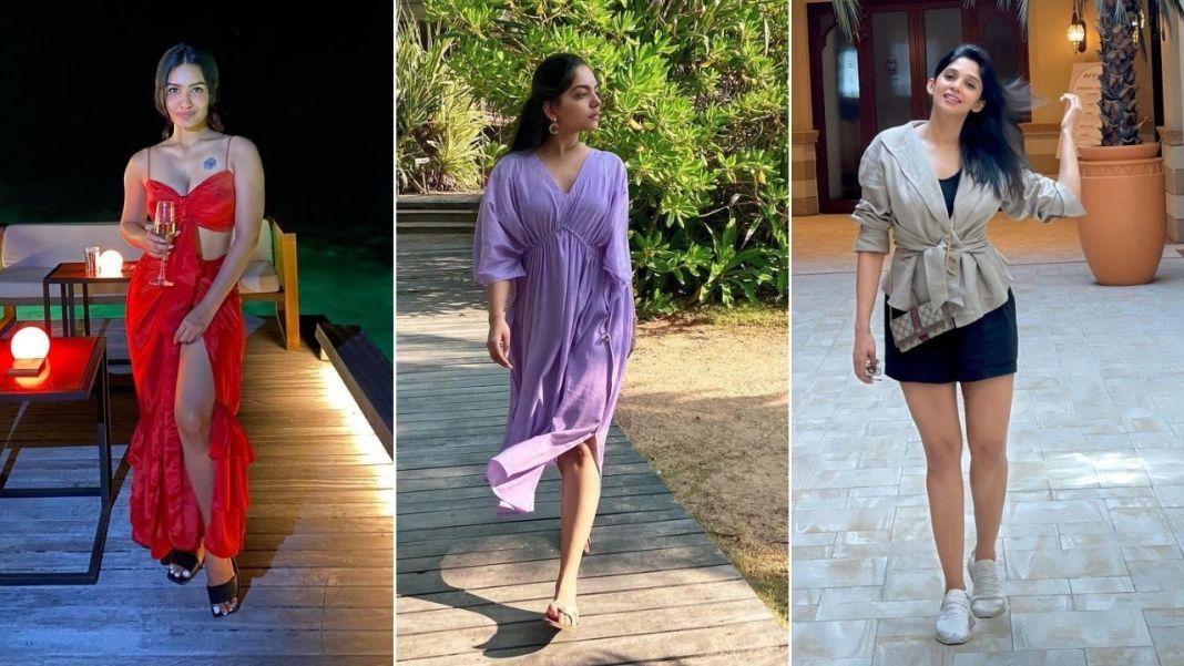Malayalam actress styles