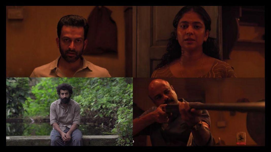 Kuruthi Trailer