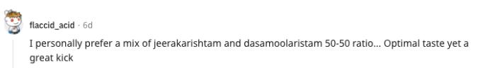 8 People Admit Why Dashamoolarishtam Is The Best Tasting Arishtam