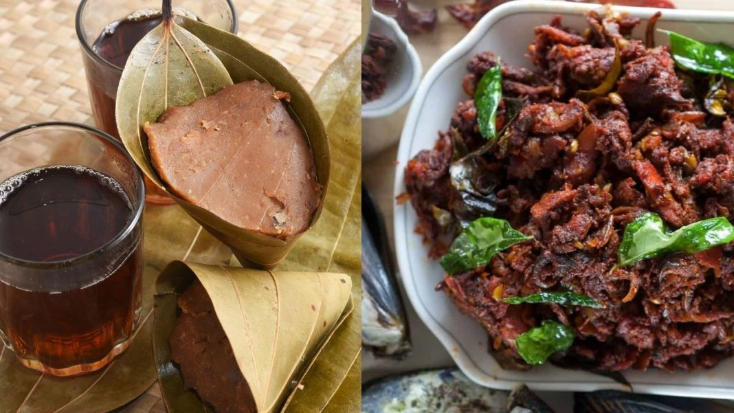 Dishes From Kerala