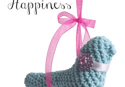 Crochet Bluebird of Happiness