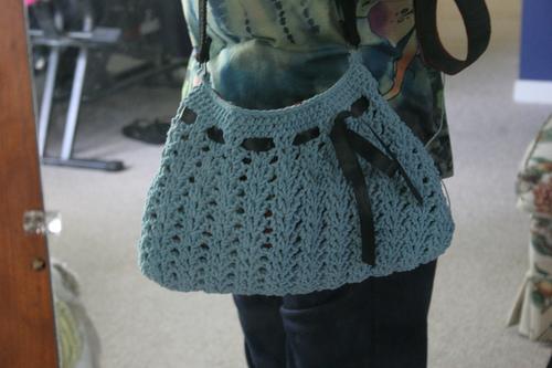 Pretty Purses Crochet Roundup 8 Free Patterns Pink Mambo