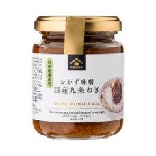 久世福商店 おかず味噌国産九条ねぎ の商品画像