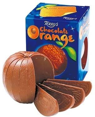 チョコレートオレンジミルクの商品画像