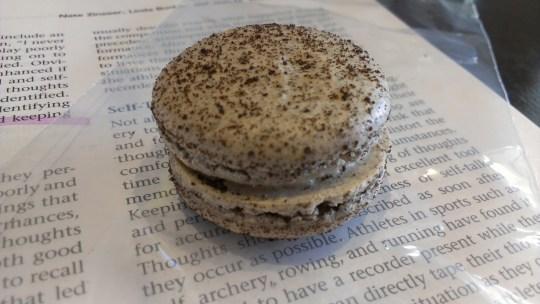 Bel Cafe macaron