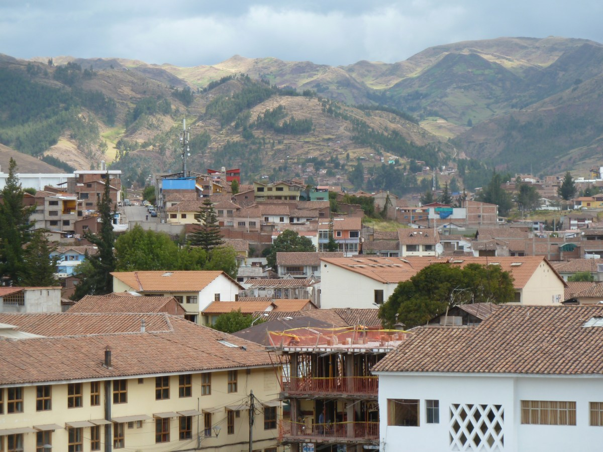 The Center of the World: Cusco and the Sacred Valley