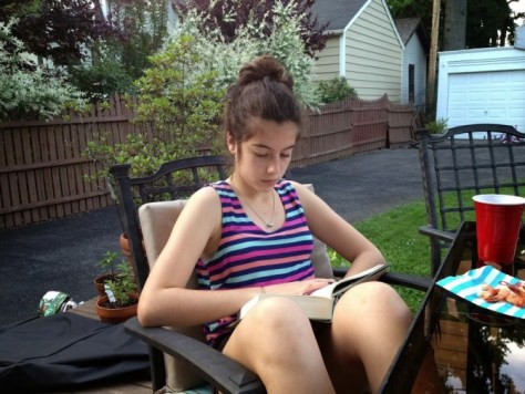 Chloe Reading June 2013