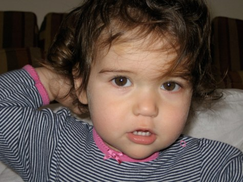 Sophie in Paris at 15 Months (2006)