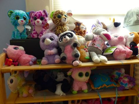 Stuffed Animals I