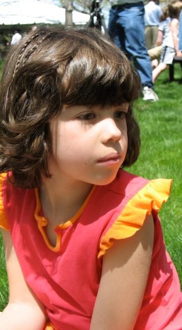 Contemplative Chloe, 2007
