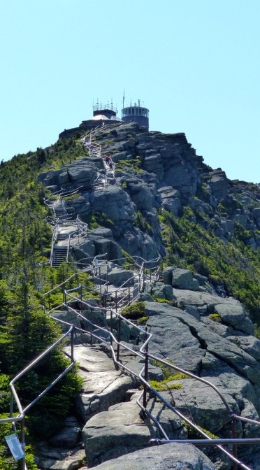 Whiteface Mountain Path