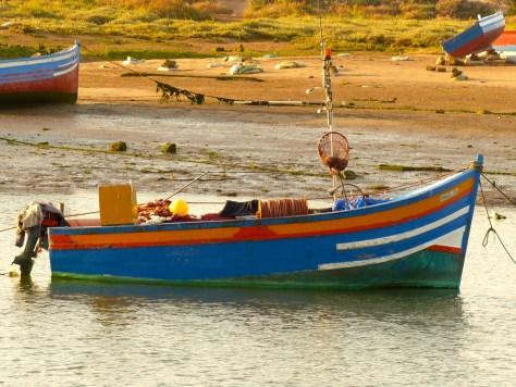 Rabat Boat