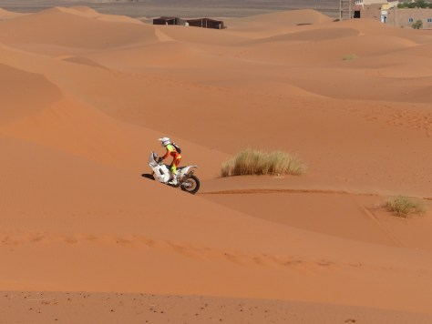 Sahara Motor Cross