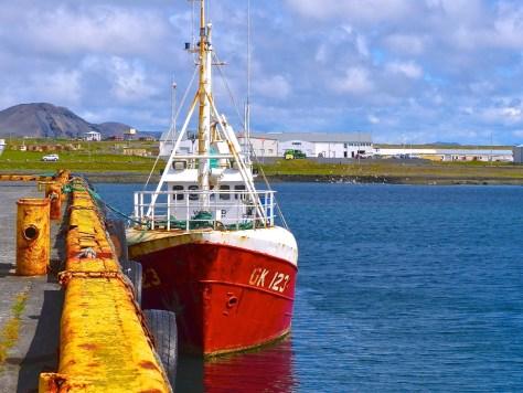Grindavik Harbor