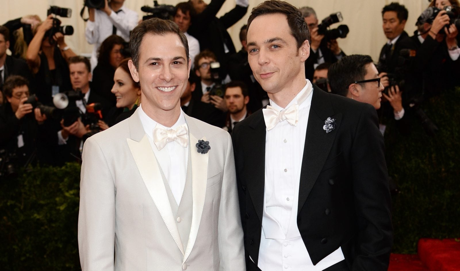Big Bang Theory's Jim Parsons Opens About His 'very