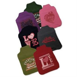 Printed hotwater bottle - prices from £10