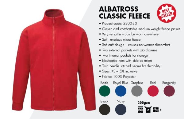 Orn Albatross Fleece