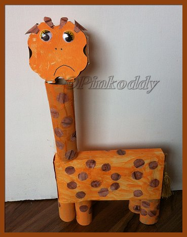 The Sad Giraffe