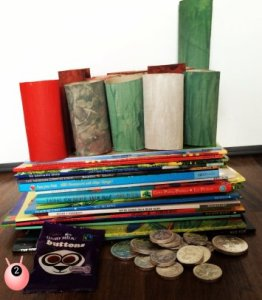 Advent TRH craft and books